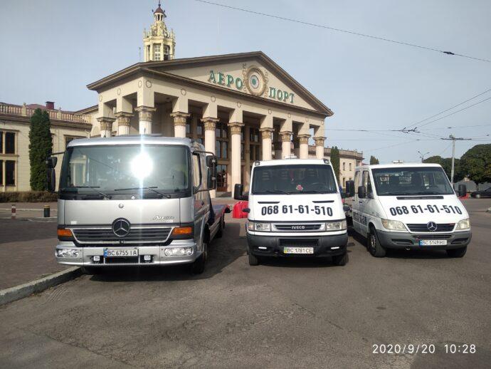 евакуатор Львів